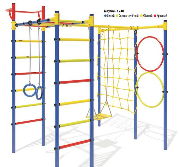 детский спортивный комплекс (дск) маугли 03