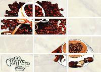 Latte Декор светло-бежевый Coffe 1 (LT2M301) – 35x25