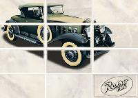Latte Декор светло-бежевый Car 1 (LT2M303) – 35x25
