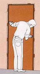 Как навесить дверь и врезать замок