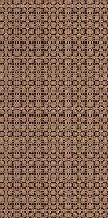 Мирабель Плитка настенная коричневая 10-01-11-116 – 25x50